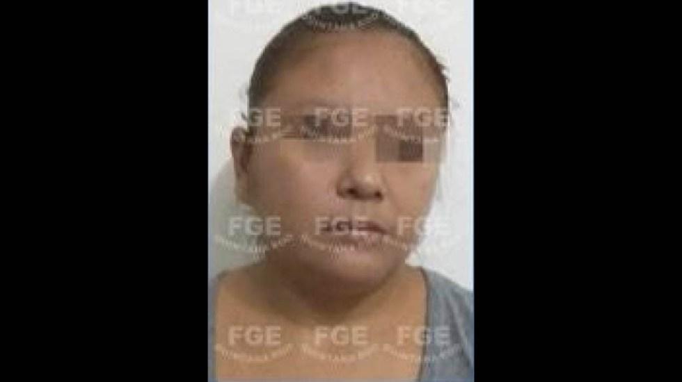 Detienen en Cancún a mujer acusada de darle ácido a hija de su pareja - Cancún mujer ácido Quintana Roo menor