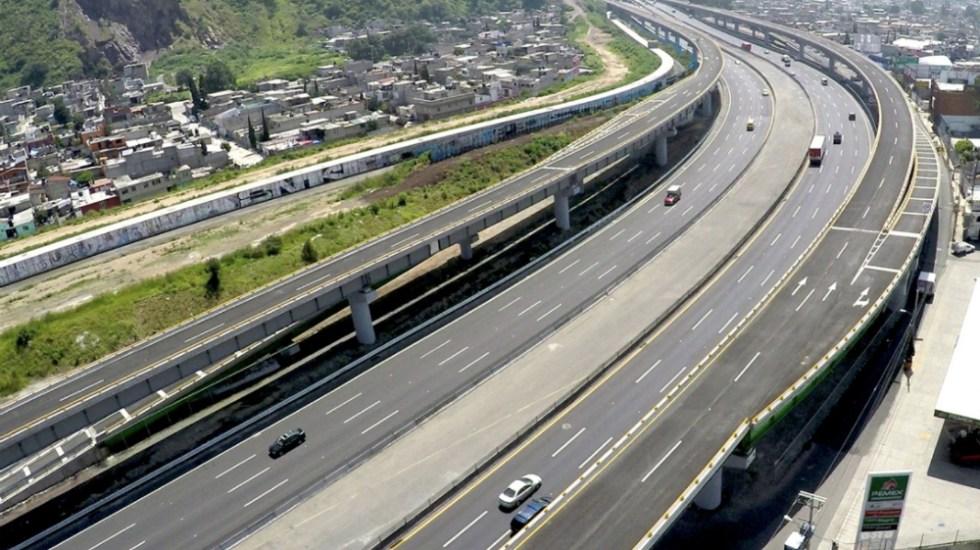 Aumentan peaje en carreteras administradas por Capufe - Foto de SCT
