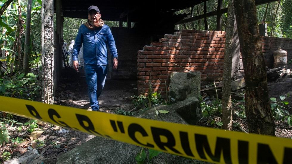 Suman 59 mil 831 homicidios dolosos en lo que va del sexenio de AMLO - Foto de Notimex