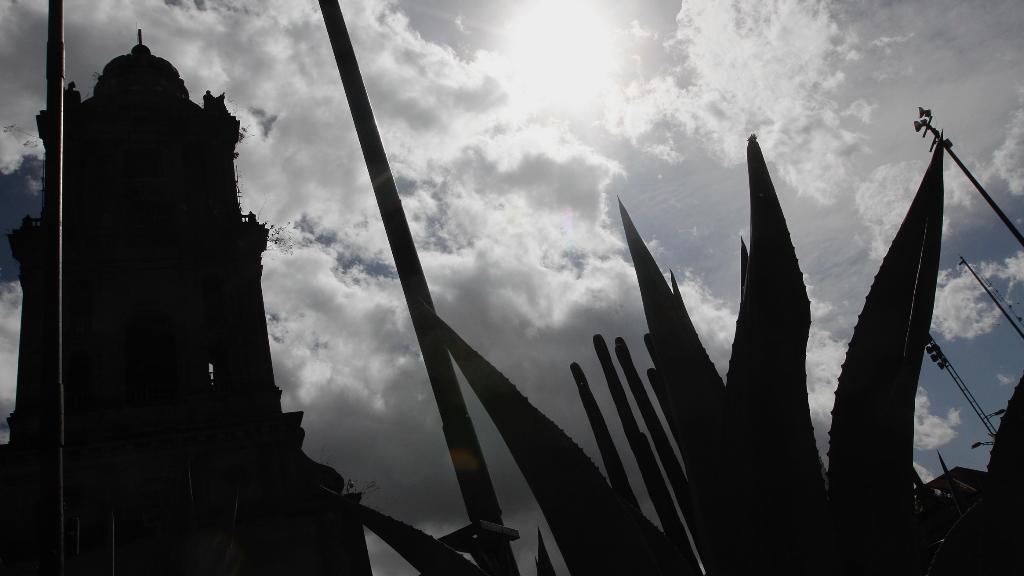 Mantienen Alerta Amarilla por vientos en la Ciudad de México - Ciudad de México clima sol