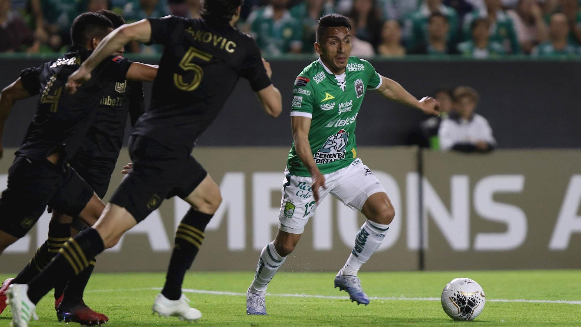 Club León LAFC Los Ángeles Concacaf 2