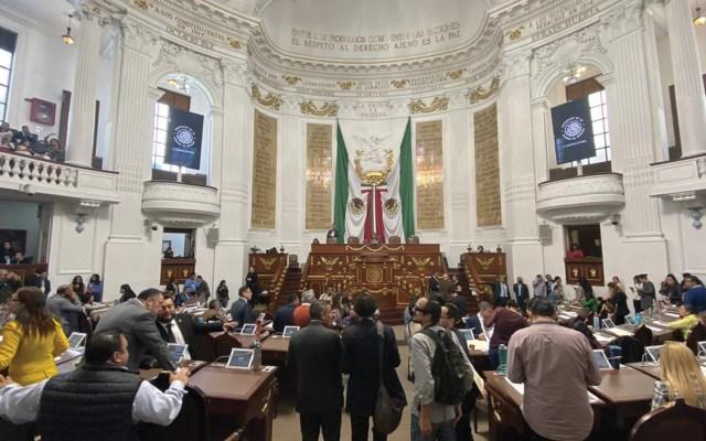 Congreso de la CDMX no ratifica a tres magistrados del TSJ por violencia contra mujeres - Foto de Notimex