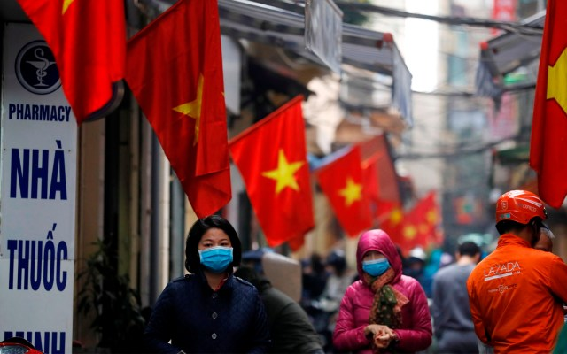 Vietnam confirma primer contagio local de coronavirus - Vietnam confirma primer contagio local de coronavirus