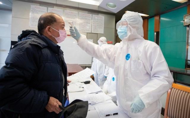 China eleva a 563 los muertos por coronavirus - Foto de EFE