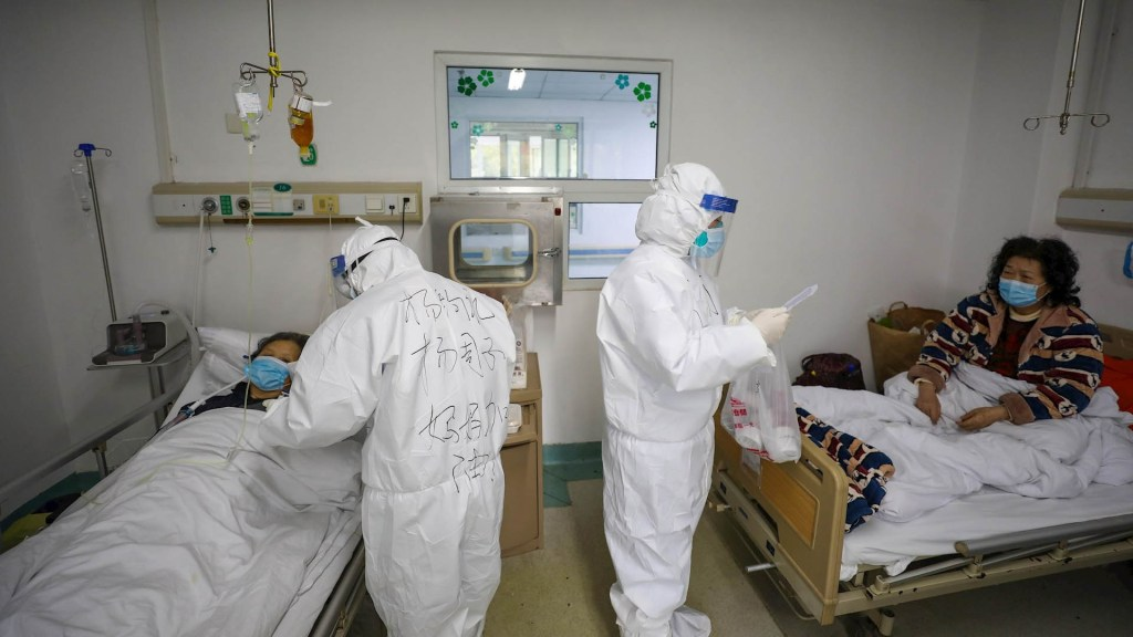 Más de un 70% de enfermos de COVID-19 curados en Wuhan tuvieron síntomas después - Covid-19 Coronavirus Wuhan Hubei China 2