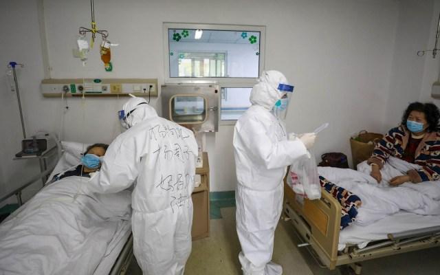 Banxico señala al Covid-2019 como elemento de riesgo para inversión y crecimiento en el 2020 - Covid-19 Coronavirus Wuhan Hubei China 2