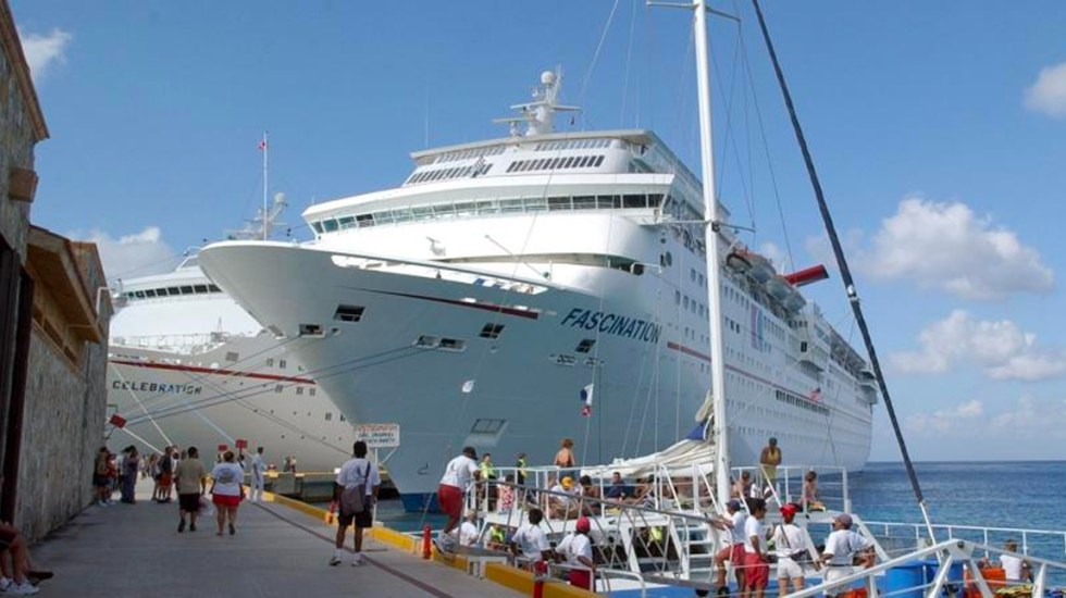 Barbados autoriza desembarco de crucero tras descartar casos de COVID-19 - Barbados autoriza desembarco de crucero tras descartar casos de COVID-19
