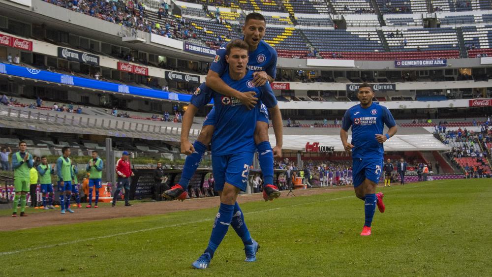 Revelan por qué Jonathan Borja todavía no debuta con Cruz Azul