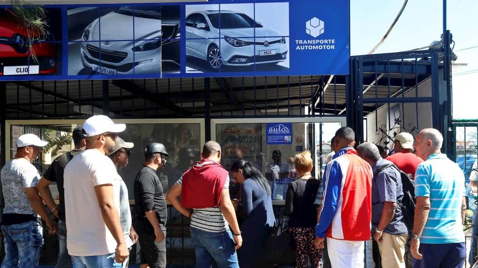 Inicia venta de autos usados en Cuba con precios de hasta 120 mil dólares - Cuba autos segunda mano venta