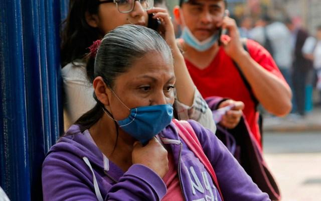 Compras de pánico en México tras confirmación de COVID-19 - Prevén alza en precios de cubrebocas y gel antibacterial por compras de pánico