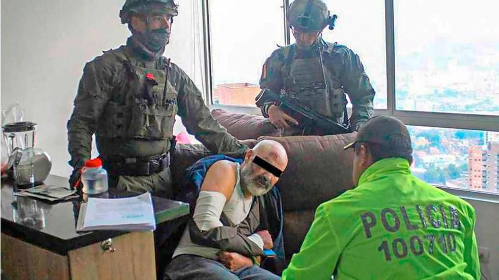 Detienen en Colombia al narcotraficante más buscado en Países Bajos - Detienen en Colombia al narcotraficante más buscado en Países Bajos