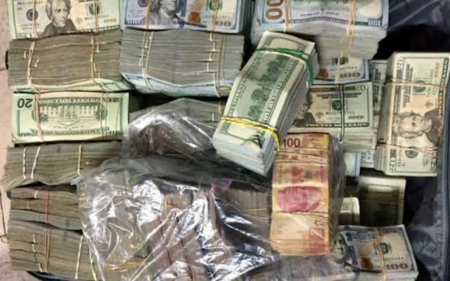Ejército decomisa droga y dinero en efectivo en Jalisco y Tamaulipas - Foto de Sedena
