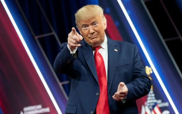 Campaña de Trump denuncia a CNN por difamación al relacionarla con Rusia - Donald Trump