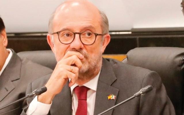 Embajador de España en México destaca colaboración para detención de Lozoya - Foto de EFE