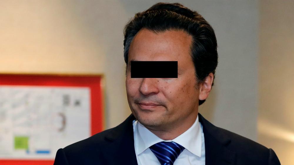 Audiencia Nacional de España autoriza extradición de Emilio Lozoya; mañana será trasladado a México - Foto de EFE