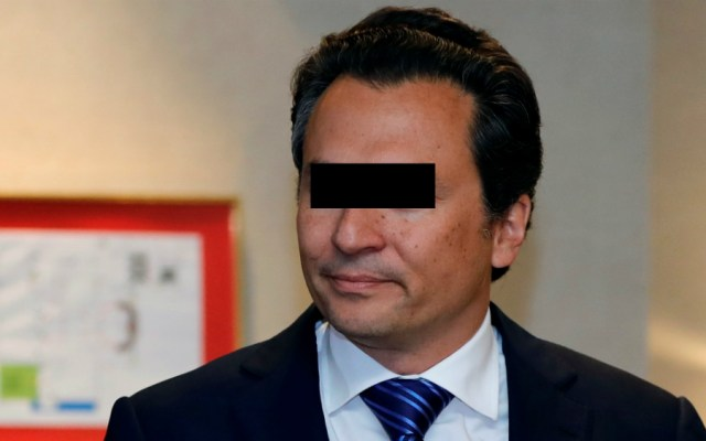 Emilio Lozoya no notificó a autoridades españolas tener problemas de salud - Foto de EFE