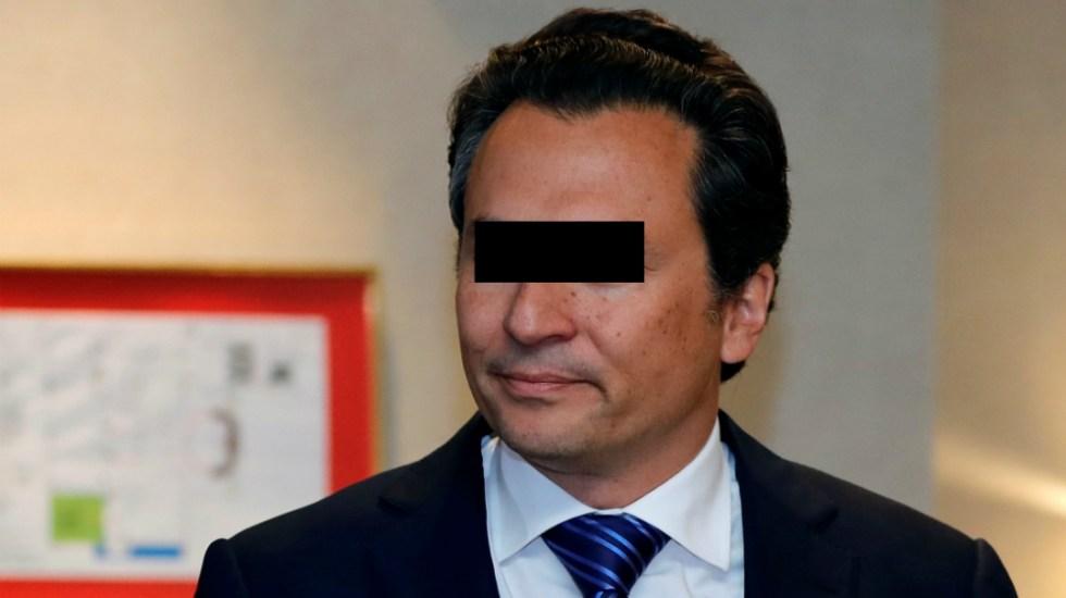 Dictan prisión provisional a Emilio Lozoya, exdirector de Pemex - Foto de EFE