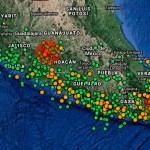 Científicos de la UNAM analizan enjambre sísmico en Michoacán