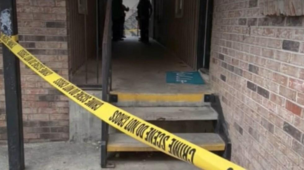 Niño comparece ante corte de Florida tras intentar asesinar a su hermana - Escena Ocala Florida niño intento asesinato