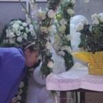 Vecinos realizan colecta para el funeral de Fátima