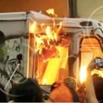 El asesinato de Ingrid Escamilla cimbró a todo el país - Feminicidios Ciudad de México Marcha feministas 3