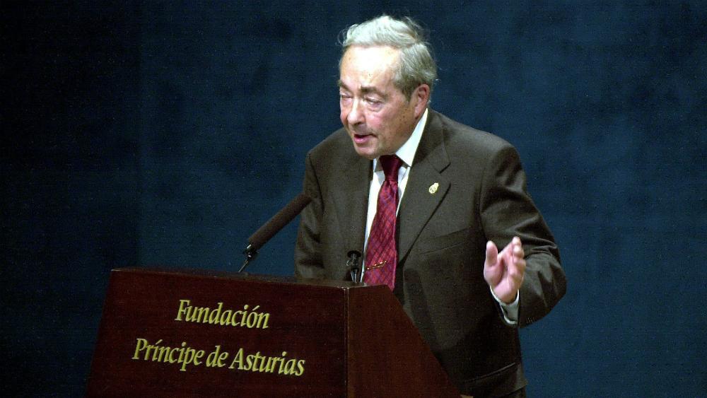 Murió el crítico literario George Steiner - Foto de EFE