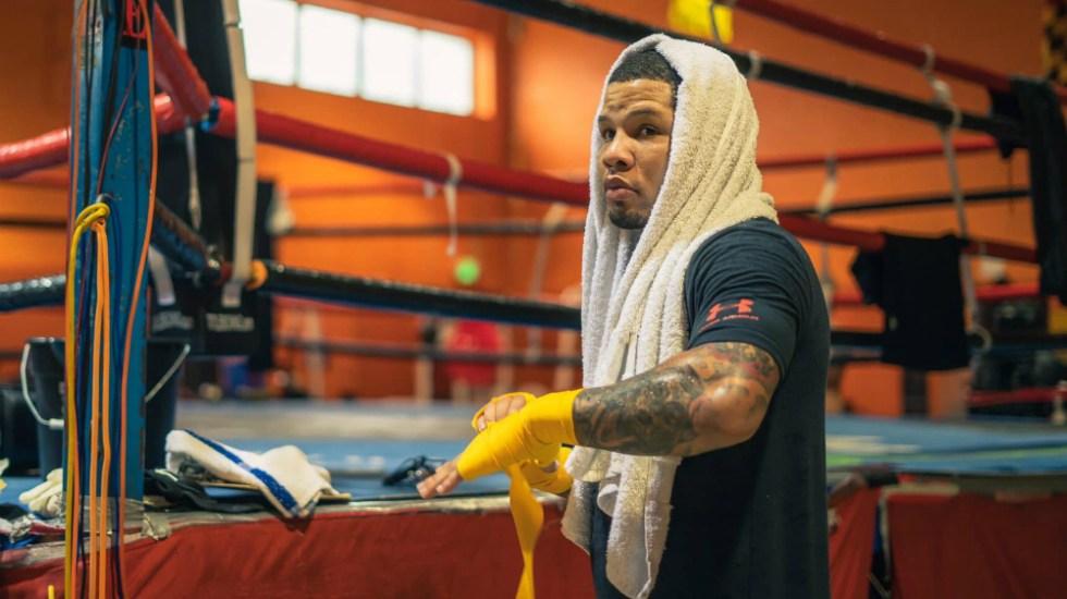 Campeón de boxeo Gervonta Davis es acusado de golpear a exnovia - Foto de Gervonta