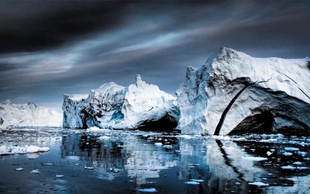 Groenlandia abre su mercado para vender agua del deshielo de icebergs - Groenlandia abre su mercado para vender agua del deshielo de icebergs