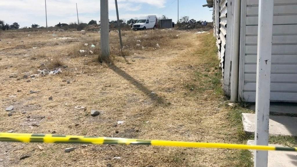 Encuentran tres cuerpos en fosa clandestina de Tecámac - Encuentran tres cuerpos en fosa clandestina de Tecámac