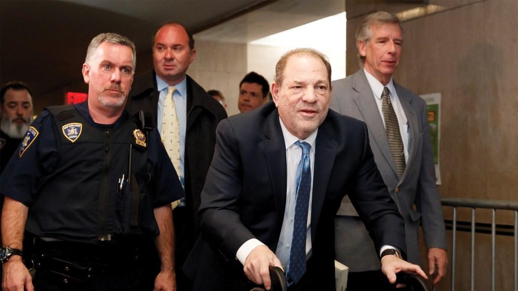Juez rechaza acuerdo de 19 mdd para compensar a víctimas de Weinstein - En la foto, Harvey Weinstein. Foto de EFE