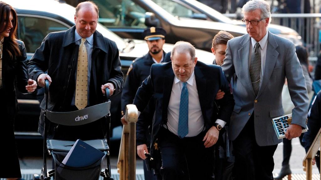 Defensa de Harvey Weinstein apelará 'diversos aspectos' del juicio - Foto de EFE