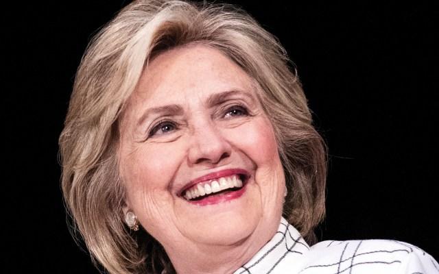 Hillary Clinton apoyará al candidato demócrata que sea elegido para la Presidencia - Foto de EFE