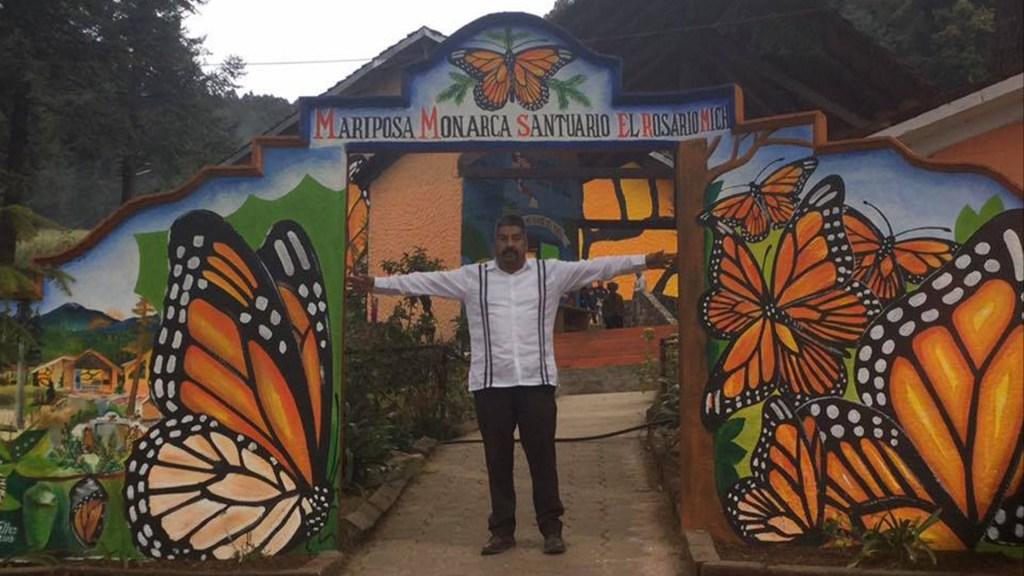 Asesinaron a 18 defensores ambientales en México en 2020, denuncia ONG - Homero Gómez. Foto de Facebook / Homero Gómez.