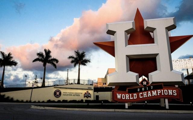 Giancarlo Stanton asegura que se debe retirar título a los Astros - Houston Astros béisbol