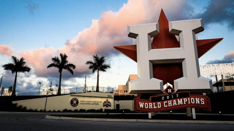 Luis Severino sostiene que debieron quitarle la Serie Mundial a Astros - Houston Astros béisbol