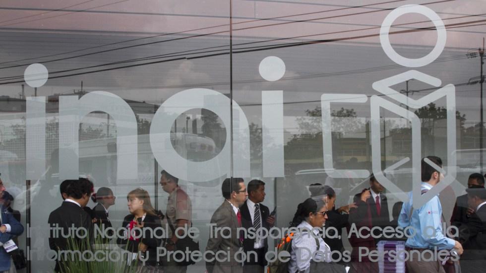 Arremete AMLO contra Inai por acción de inconstitucionalidad contra padrón de celulares - INAI
