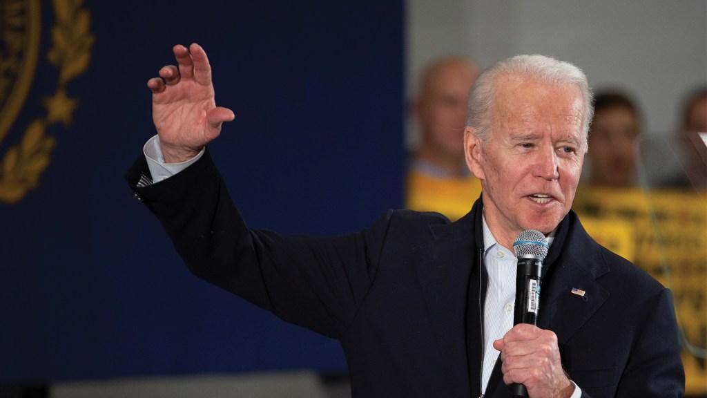 Proyectan que Biden ganó las primarias demócratas de Carolina del Sur - Foto de EFE