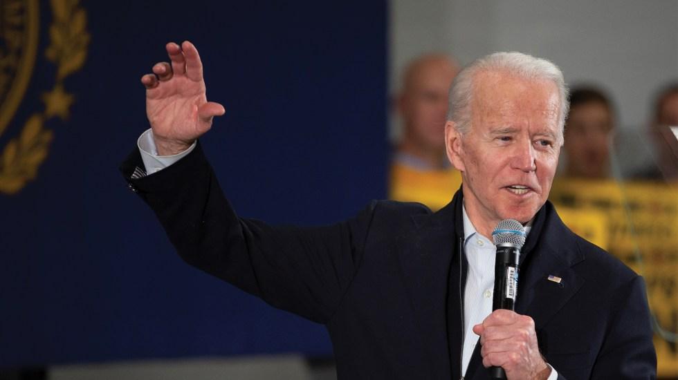 Biden, el gran perdedor en Iowa - Foto de EFE