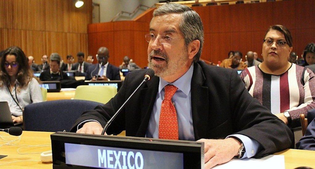México agradece a China apoyo recibido durante la pandemia del COVID-19. Noticias en tiempo real