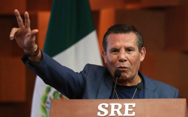 Hoy no podrían pagarme por una pelea, afirma Julio César Chávez - Julio César Chávez