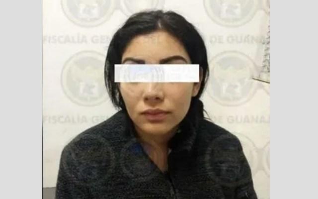 FGR apela liberación de presunta pareja de 'El Marro' - Karina pareja El Marro