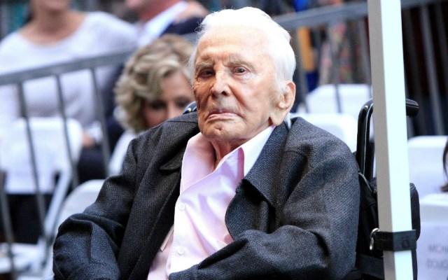 Murió el actor Kirk Douglas a los 103 años - Foto de EFE