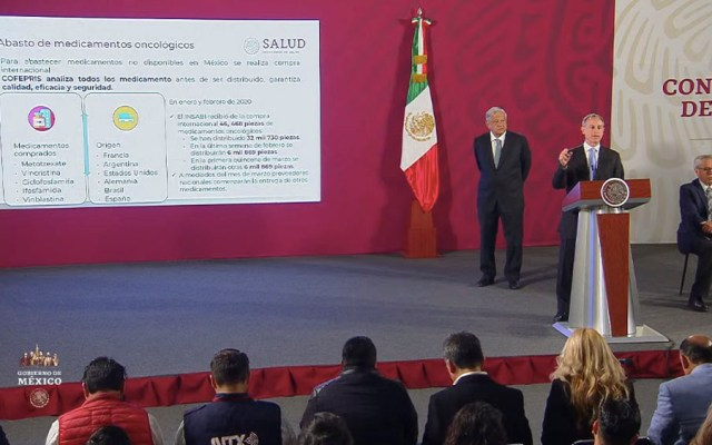 Salida de director del Instituto de Neurología no fue una decisión precipitada: López-Gatell - Hugo López-Gatell, subsecretario de Salud del Gobierno de México,