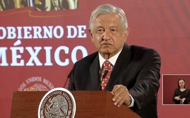 """AMLO arremete contra WSJ: """"No soy Santa Anna ni Porfirio Díaz"""" - Foto captura de pantalla"""