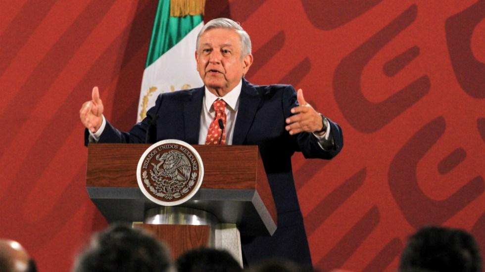 """Niega López Obrador que cena con empresarios fuera """"pase de charola"""" - Foto de Notimex"""