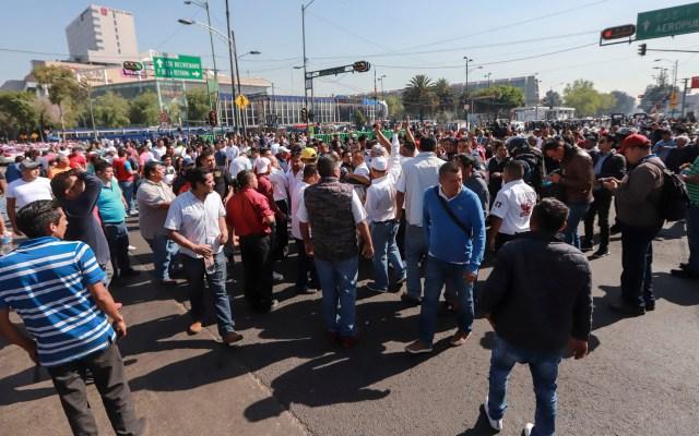 Estas son las manifestaciones y concentraciones del viernes 6 de marzo - Prevén cinco movilizaciones este martes en la Ciudad de México