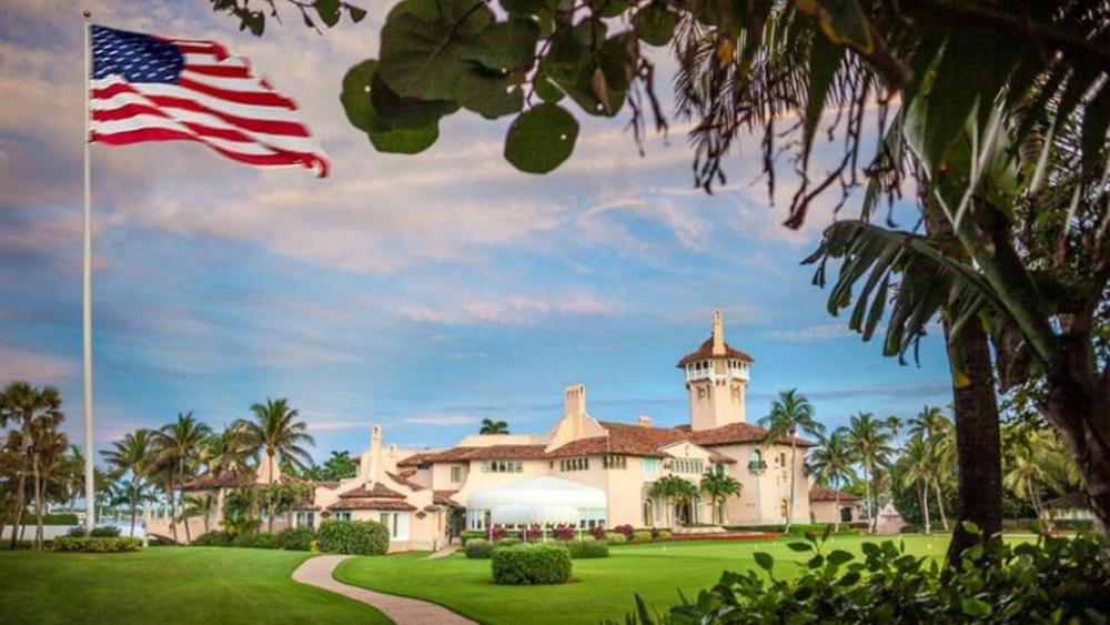 Club de Trump en Florida cierra parcialmente por brote de COVID-19 - Mar-a-lago club. Foto de www.maralagoclub.com