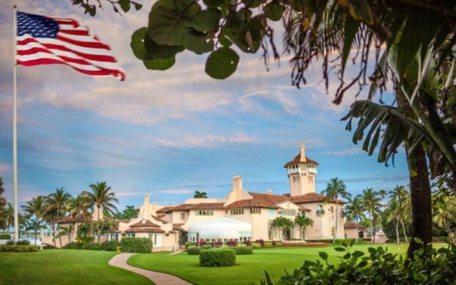 Dan seis meses de cárcel a mujer que ingresó sin permiso a club de Trump - Mar-a-lago club. Foto de www.maralagoclub.com