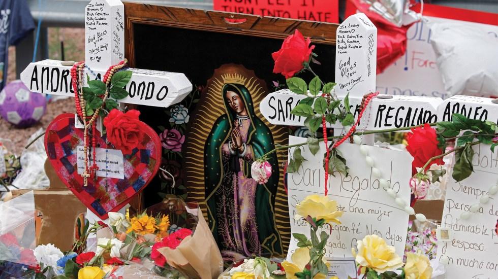 """Presunto autor del tiroteo en El Paso se declara """"no culpable"""" - Foto de EFE"""