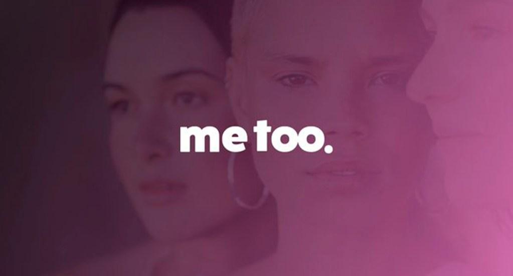 #MeToo celebra fallo contra Harvey Weinstein por delitos sexuales - Foto del movimiento Me Too